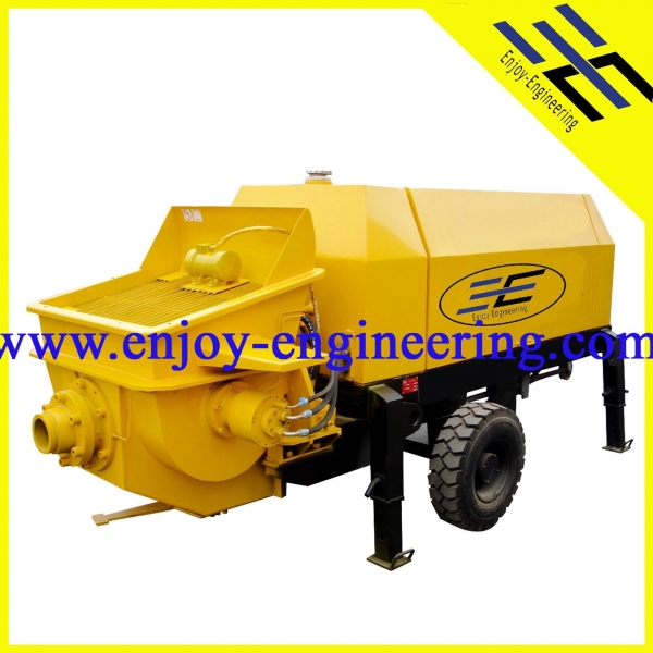 Mini Betonpomp Small Concrete Pump Images