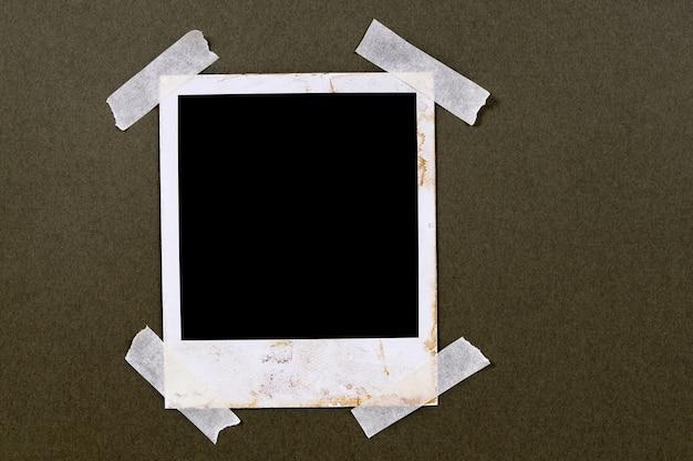 vintage polaroid template - Onwebioinnovate