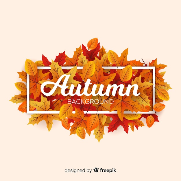 Fall Leaves Watercolor Wallpaper Autumn Vectors Photos And Psd Files Free Download