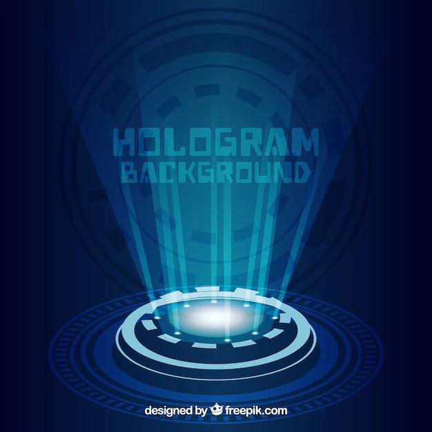 3d Holograms Wallpaper Hologram Vectors Photos And Psd Files Free Download