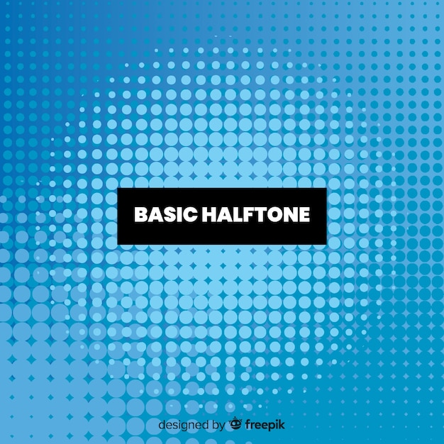 Free Basic halftone background SVG DXF EPS PNG - Free Download Cut