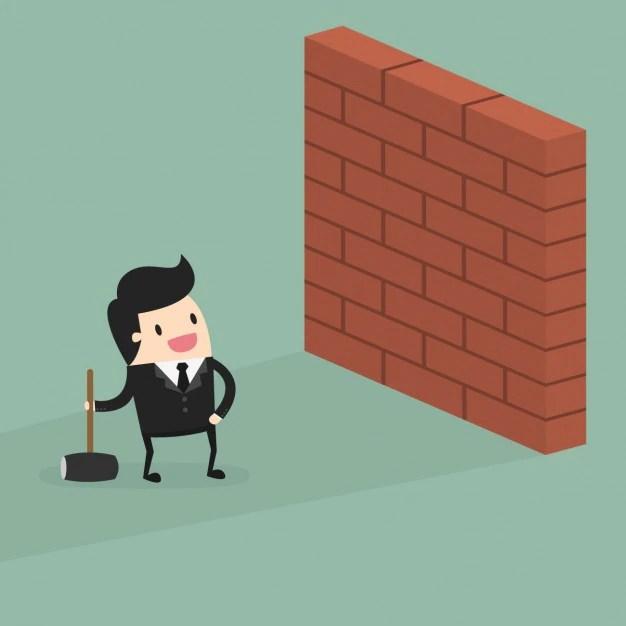 Grey Brick Wallpaper 3d Wall Vectors Photos And Psd Files Free Download