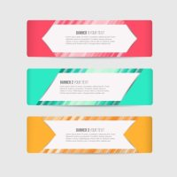 Colored lines on wall Vector | Free Download