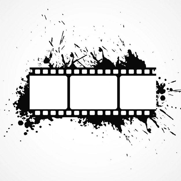movie reel picture frame - Pinarkubkireklamowe
