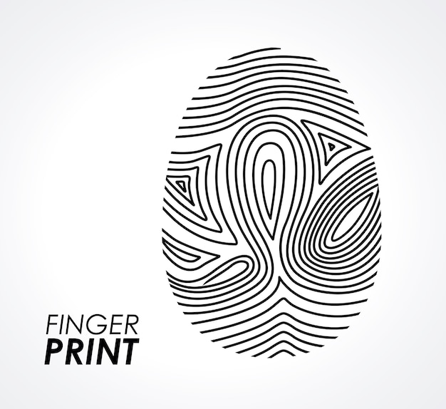 working of fingerprint scanner