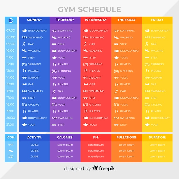 Healthy lifestyle Vector | Free Download