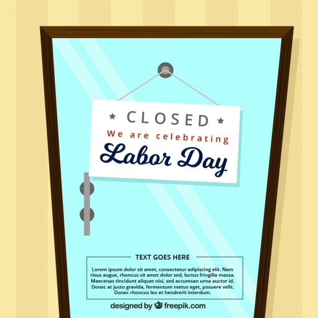 Holiday Closing Signs Template u2013 Retailbuttonwe are closed sign