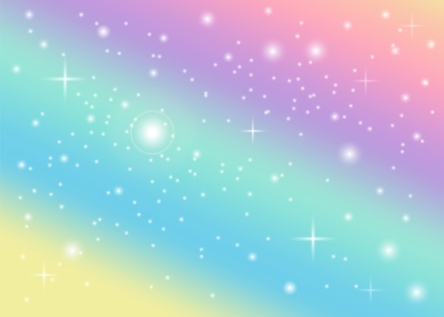 Iphone Wallpaper Cute Cartoon Rainbow Background Vectors Photos And Psd Files Free