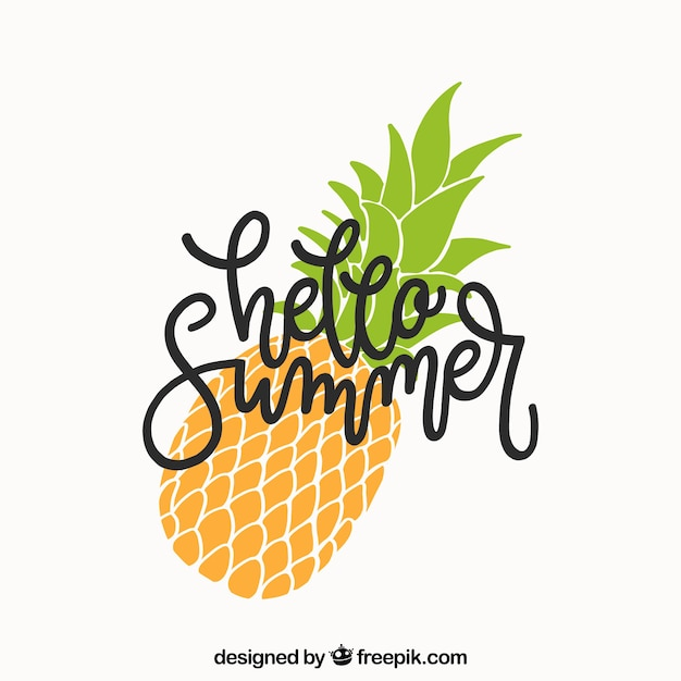 Cute Pineapple Iphone Wallpaper Pineapple Vectors Photos And Psd Files Free Download