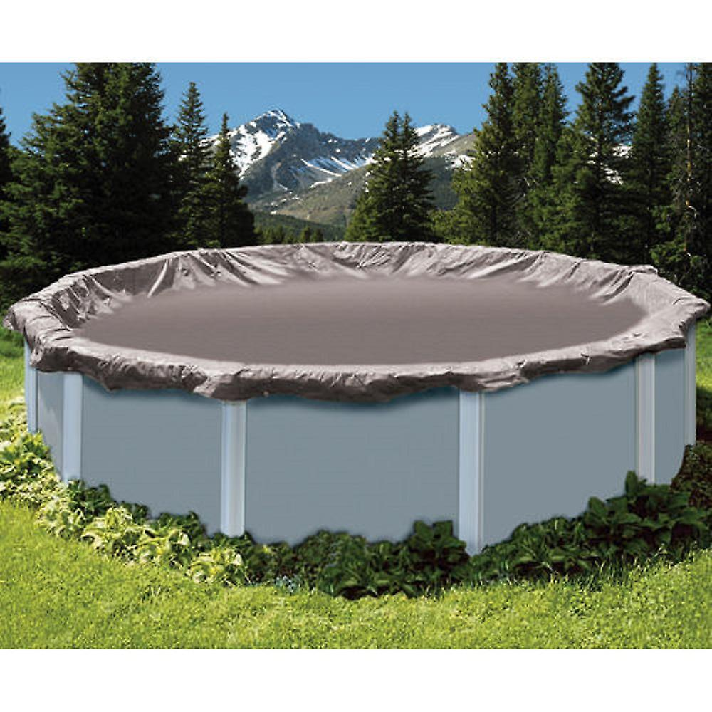 Above Ground Pool Winter Cover Swimline Sd21rd 21 Super Deluxe Above Ground Swimming Pool Winter Cover
