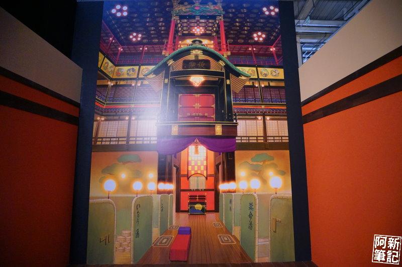 台中吉卜力的動畫世界特展-49