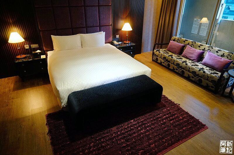 台中悅棧酒店-14