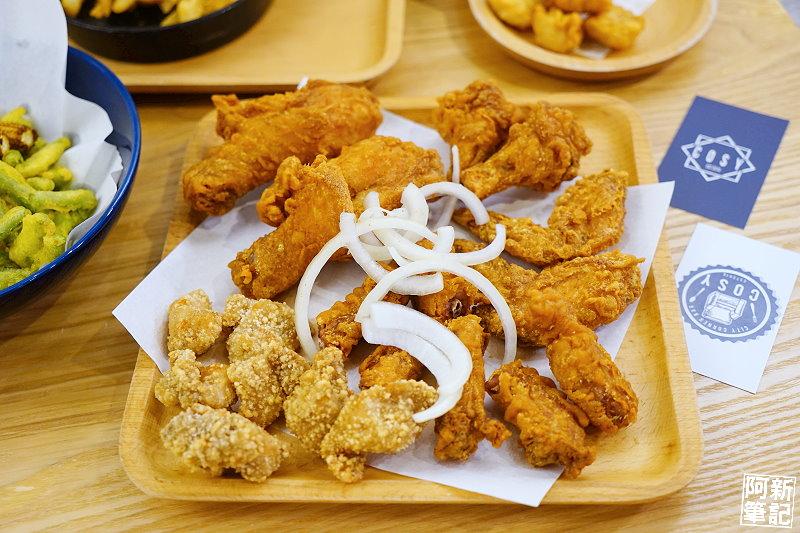 Cosy鹹酥雞酒館-18