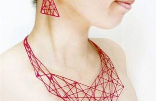 [文創工藝]Paper Jewelry幾何剪紙飾品