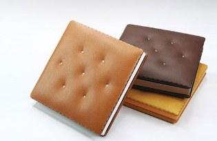 [包裝設計]Cookie Bookie夾心餅筆記本
