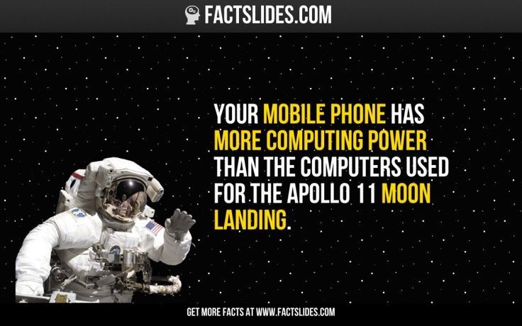 Apollo Lunar Missions39 Computing Power Vs Your Iphone