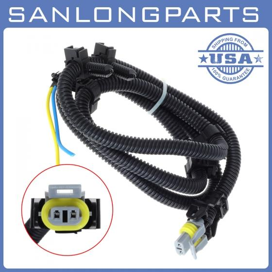 ABS Wheel Speed Sensor Wire Harness 10340314 For 05-08 Cadillac SRX