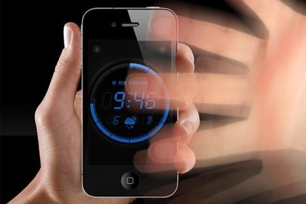How to Turn Off Your iPhone\u0027s Timer and Alarm Just by Waving Your - turning off phone