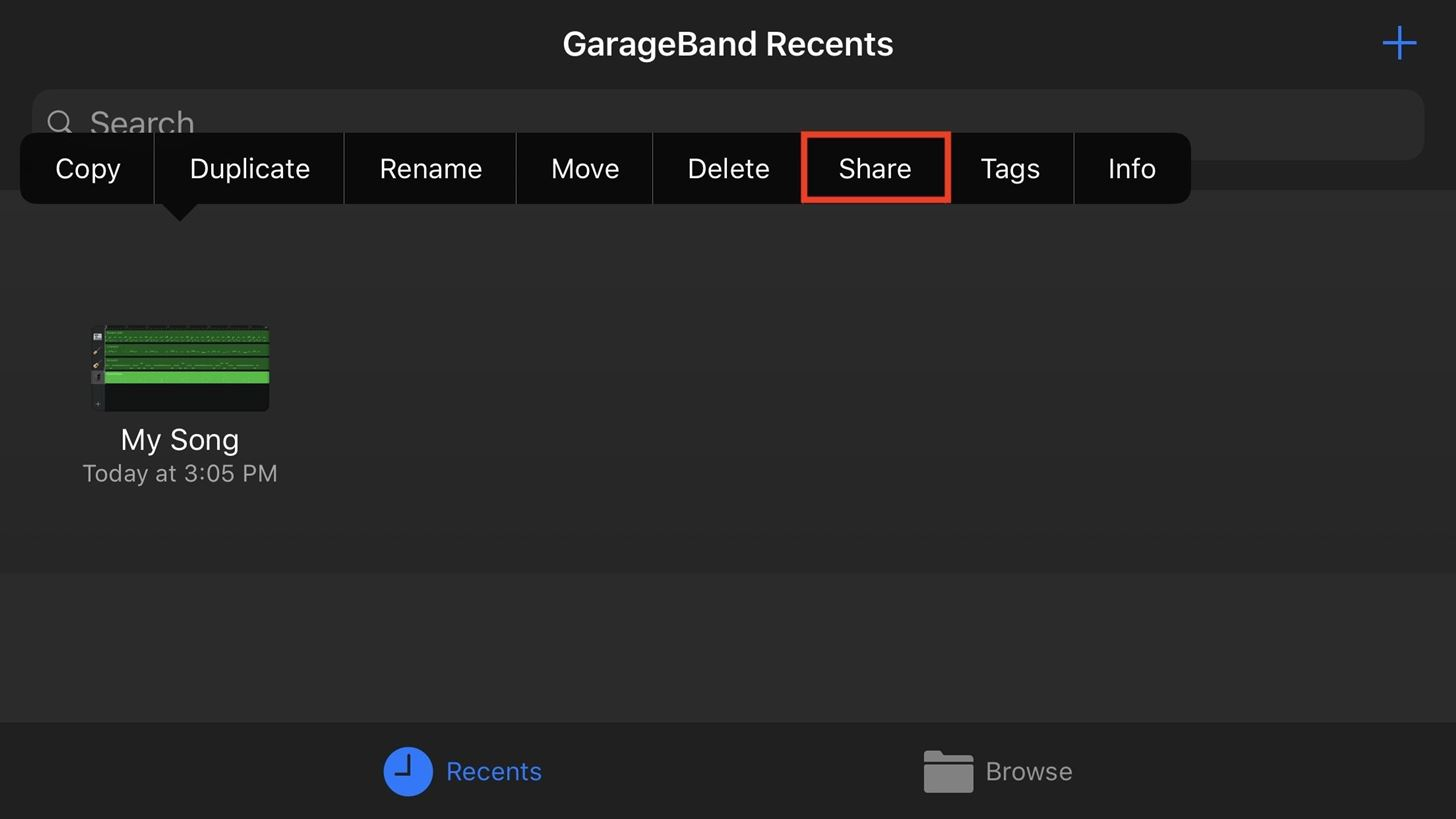 Garageband X How It Works Pdf Garageband 101 How To Save Your Songs As Custom Iphone Ringtones