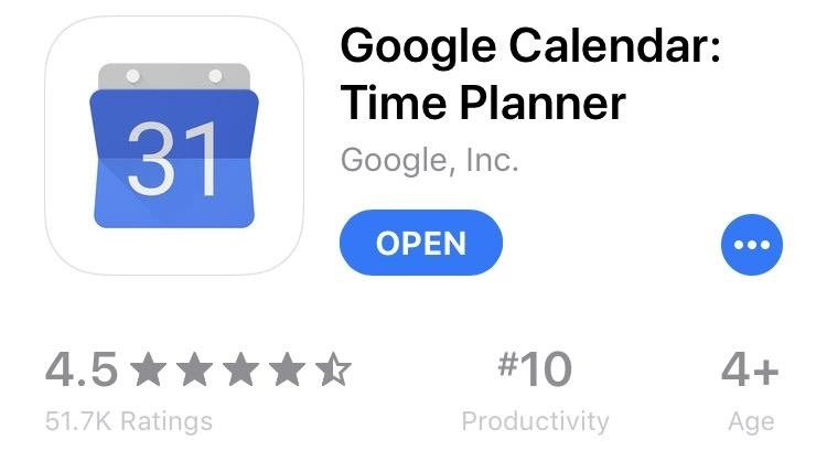 The 5 Best Calendar Apps to Keep Track of Your Schedule on Your