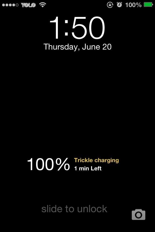Broken Iphone Battery Wallpaper Black Background On Jailbroken Iphone Cacosdafap
