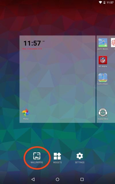 Mario Live Wallpaper: Classic Side-Scrolling Action for Your Home or Lock Screen « Nexus 7 ...