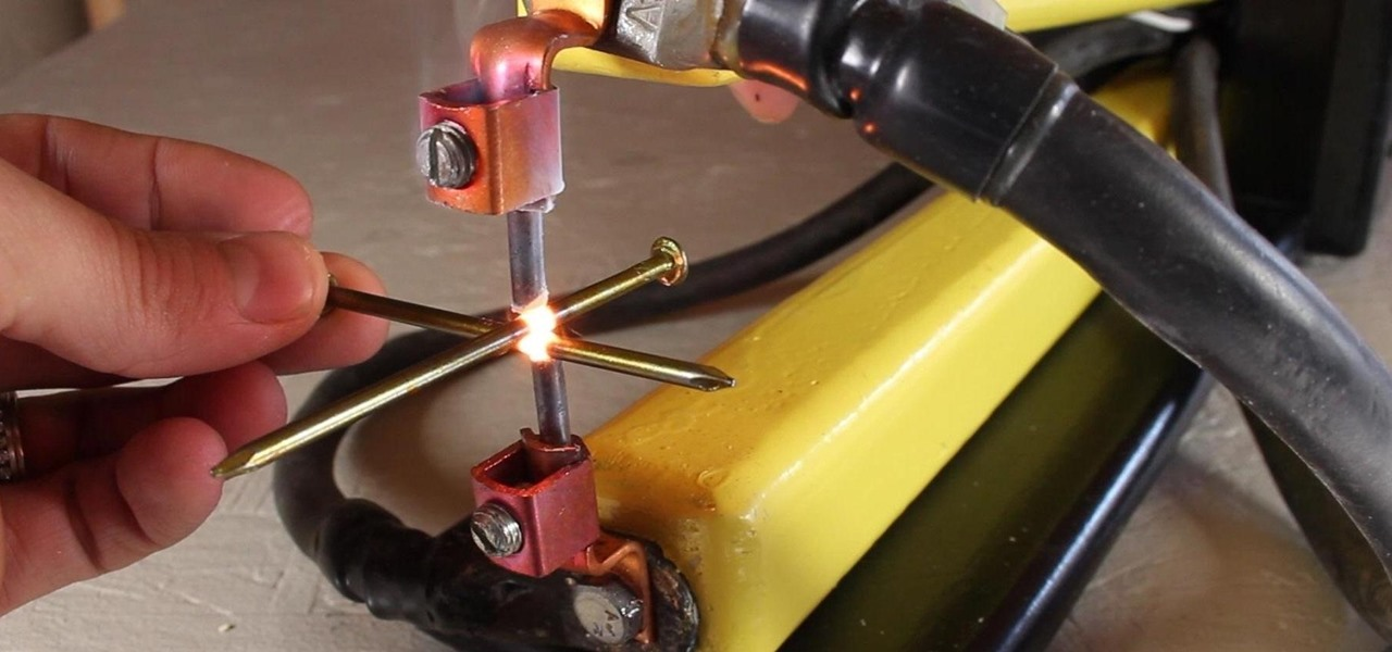 How to Make a Spot Welder for Cheap! « Hacks, Mods  Circuitry