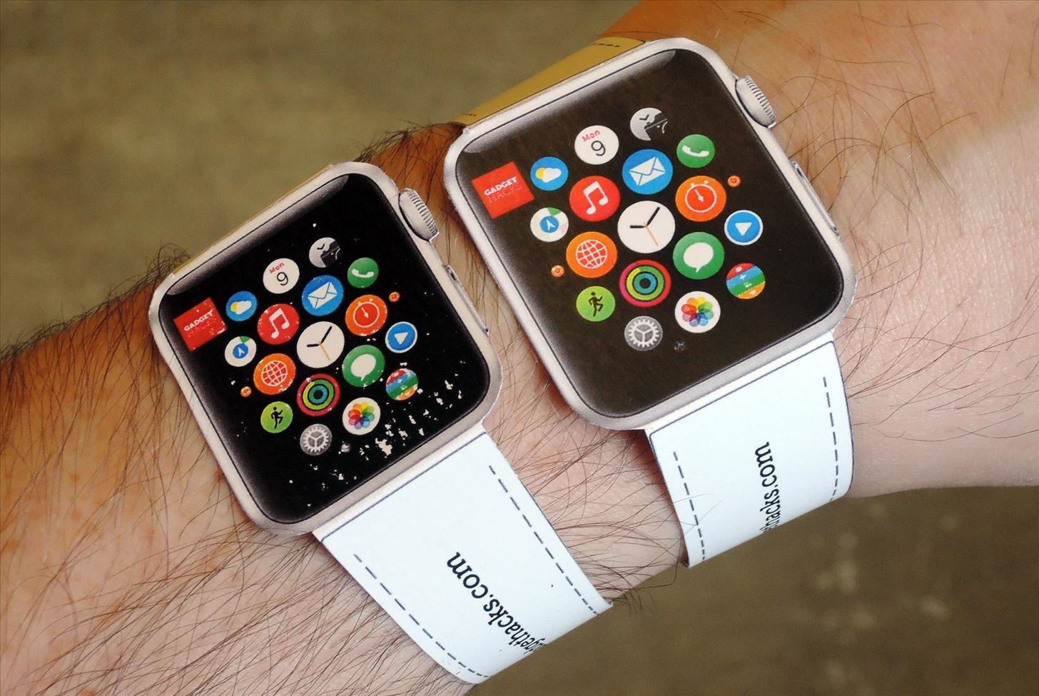 Big W Photo Sizes Which Apple Watch Size Is Best For You Use Our Printable