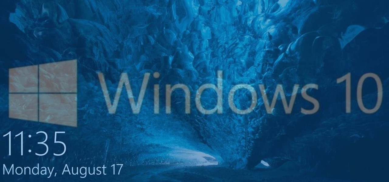 Beautiful Space 3d Live Wallpaper And Screensaver How To Customize The Windows 10 Lock Screen 171 Windows Tips