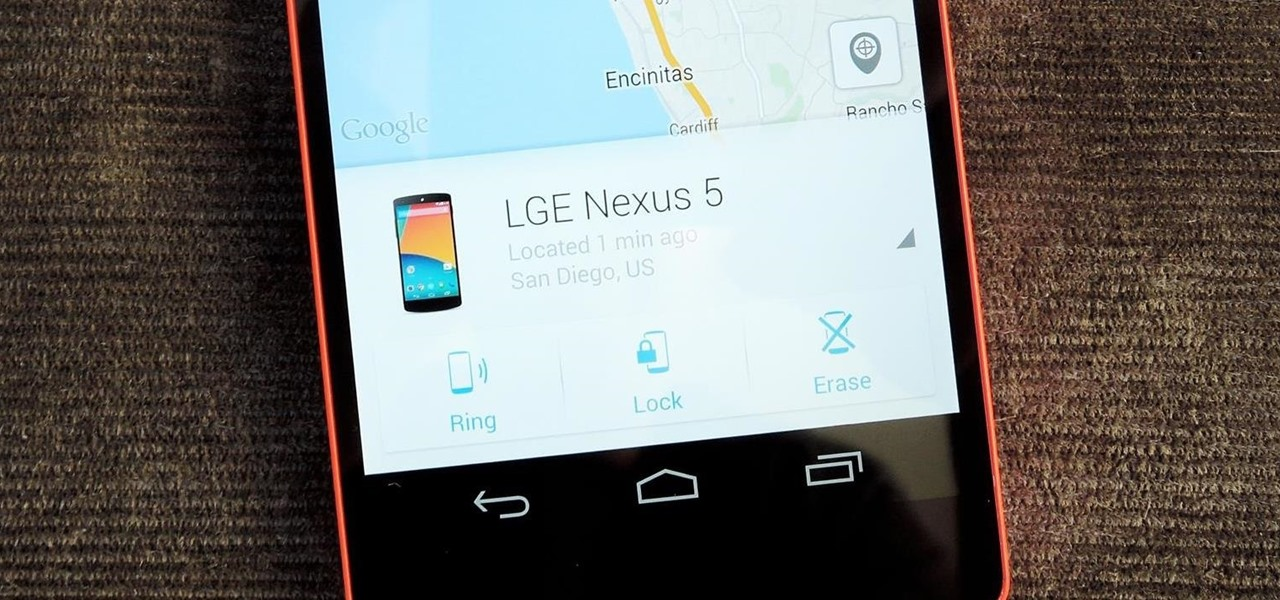 How to Prevent Thieves from Turning Off Your Stolen Nexus So You Can - turning off phone