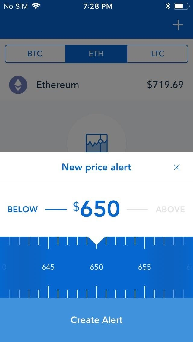 Cryptocurrency Price Alerts Browser How Long To Make Ethereum