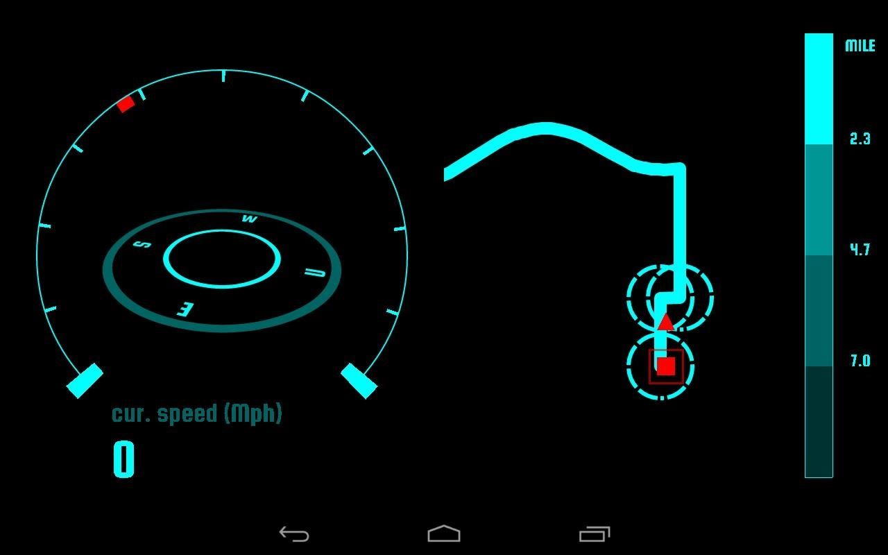 Car Dash Wallpaper How To Turn Your Nexus 7 Tablet Into A Futuristic Heads Up