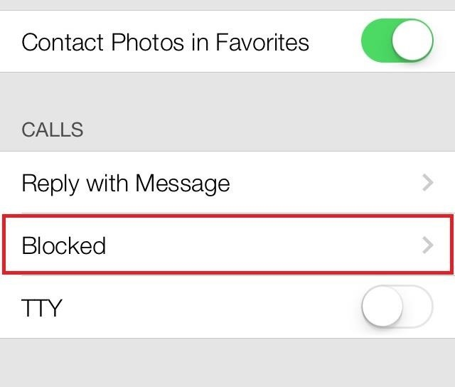 How to Block Any Unwanted Caller\u0027s Phone Number on Your iPhone in
