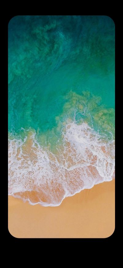 These iPhone X Wallpapers Can Completely Hide the Notch « iOS & iPhone :: Gadget Hacks