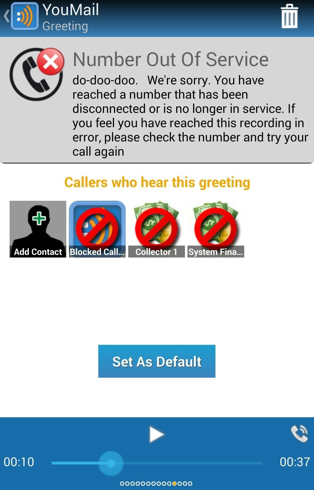 Ditching Unwanted Callers For Good Download How To Set Up Voicemail  Checking Voicemail On Iphone Voicemailtranscriptsbannernotificationios10