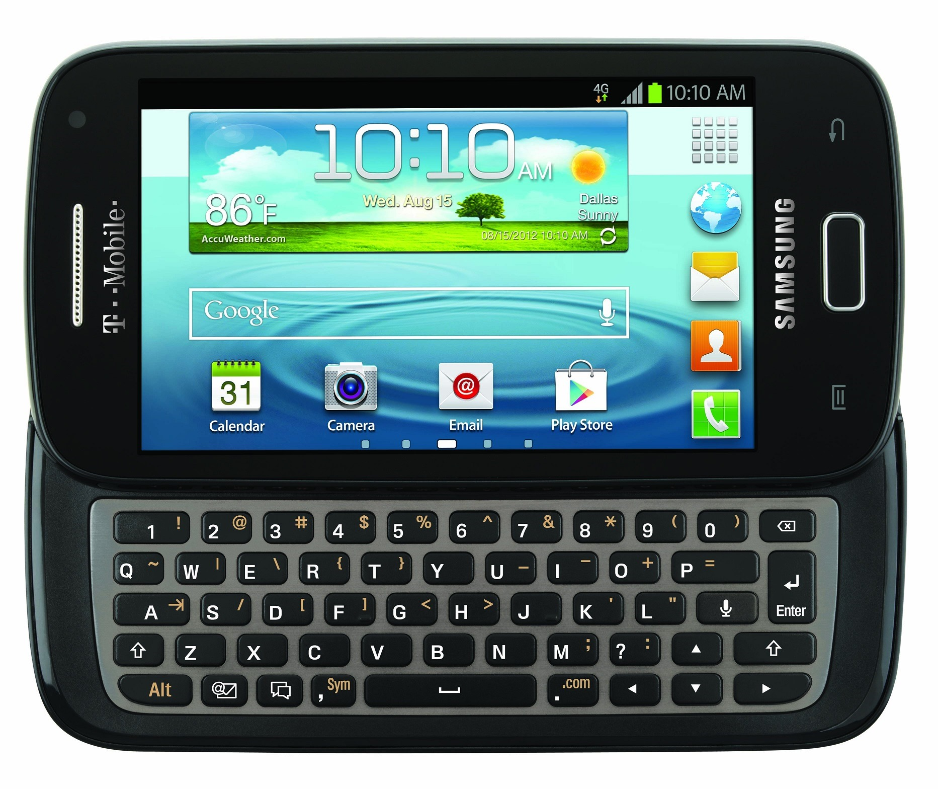 Phone S On The Mobile Samsung Galaxy S Relay 4g Full Specifications And Price