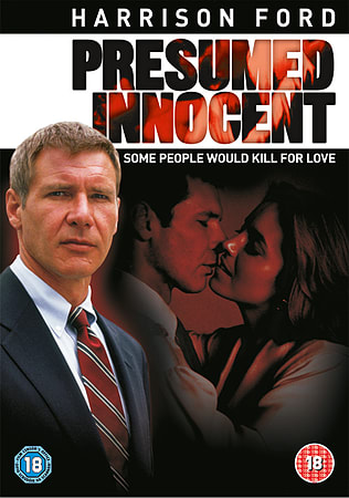 Buy Presumed Innocent (DVD) Free UK Delivery GAME - movie presumed innocent