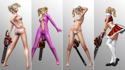 Upcoming action game Lollipop Chainsaw features a slew of special ...