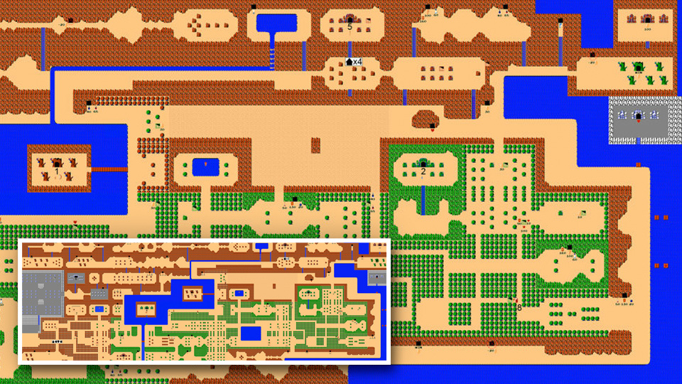 Race Car Bedroom Wallpaper Murals Giant Nes Zelda Mural Reminds Us To Never Forget About The