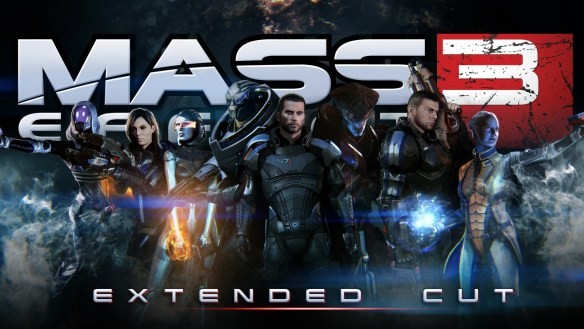 Mass Effect 3 (Released March 6, 2012)