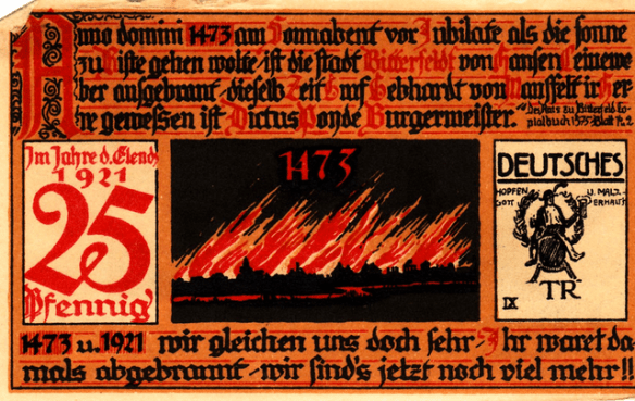 The Intricate Makeshift Money Germans Relied On Between World Wars