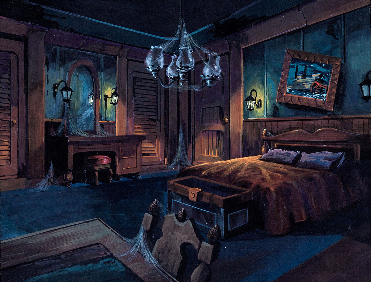 Bedroom Background Painting 26 Stunning Cartoon Backdrops That Deserve To Be Hung On A