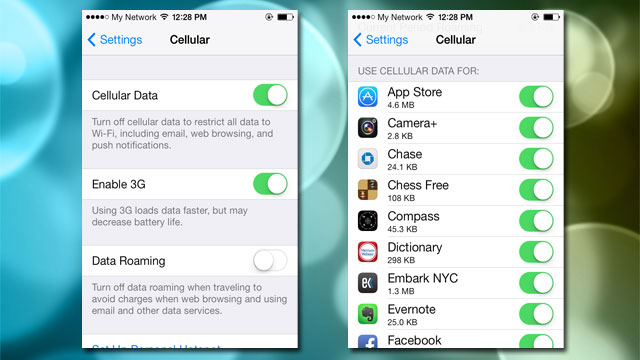 Turn Off Mobile Data For Specific Apps In iOS Lifehacker Australia
