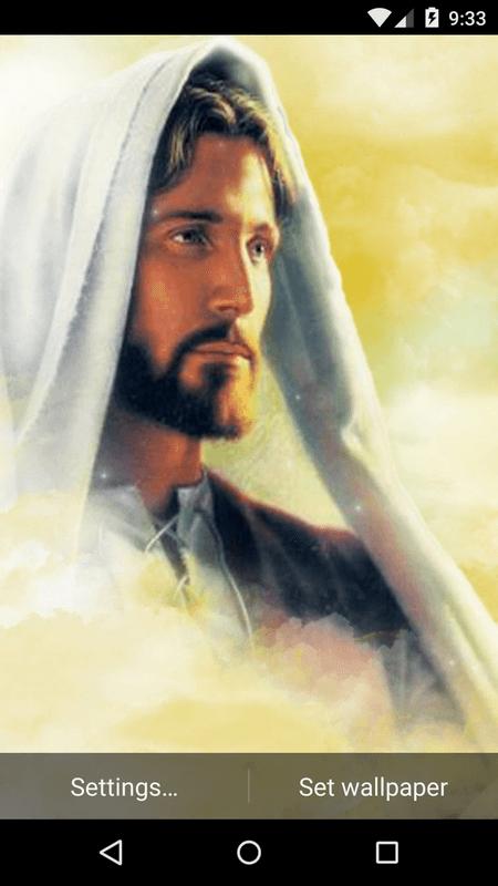 Waterfall Live Wallpaper Hd 3d Free Beautiful Jesus Live Wallpaper Hd Apk Download For
