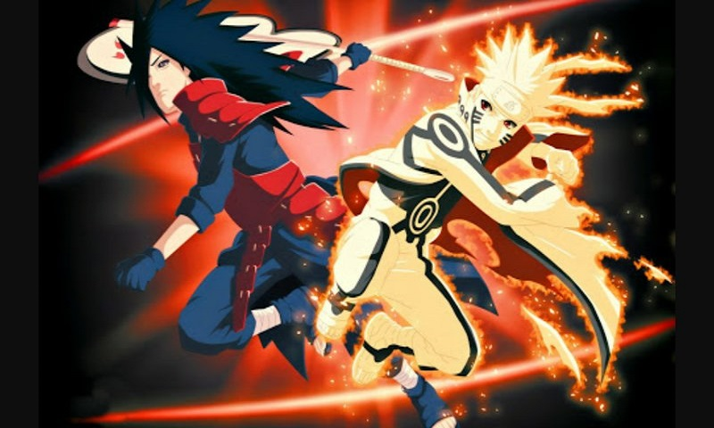 Hd Fish Live Wallpaper For Pc Free Naruto And Sasuke Vs Madara Wallpaper Apk Download