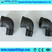 Cheap Dimemsion ISO49 Black malleable iron pipe fittings ...