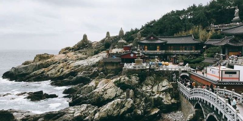 【 海東龍宮寺 】韓國釜山旅行 |  Busan Haedong Yonggung Temple | Korea Travel