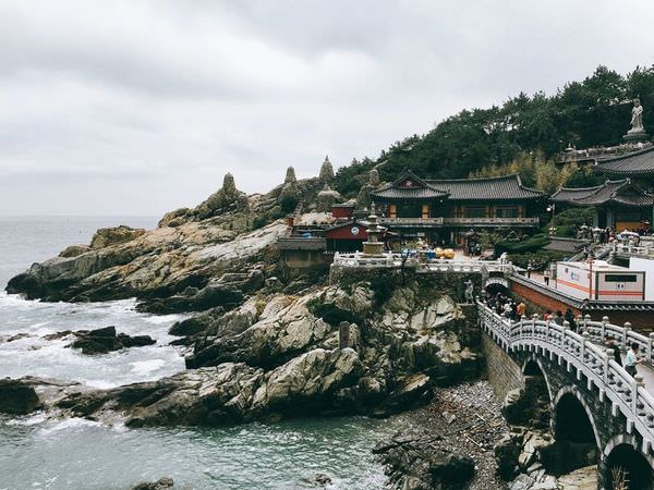 【 海東龍宮寺 】韓國釜山旅行 |  Busan Haedong Yonggung Temple | Korea Travel