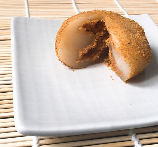 【 行天宮 |  Taipei Food 】不老客家麻糬 | Hakka Mochi | 路邊攤 | 排隊美食