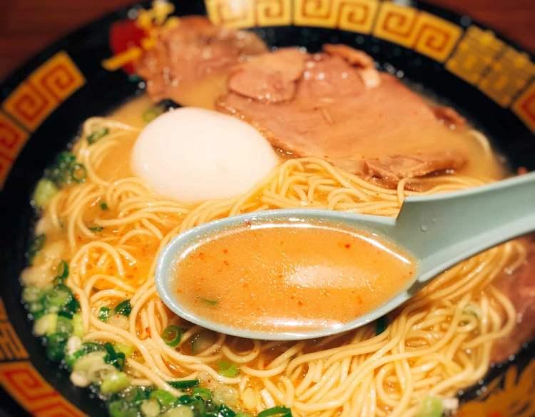 一蘭拉麵台灣》新開幕 | 台北信義區美食 | ICHIRAN RAMEN TAIWAN
